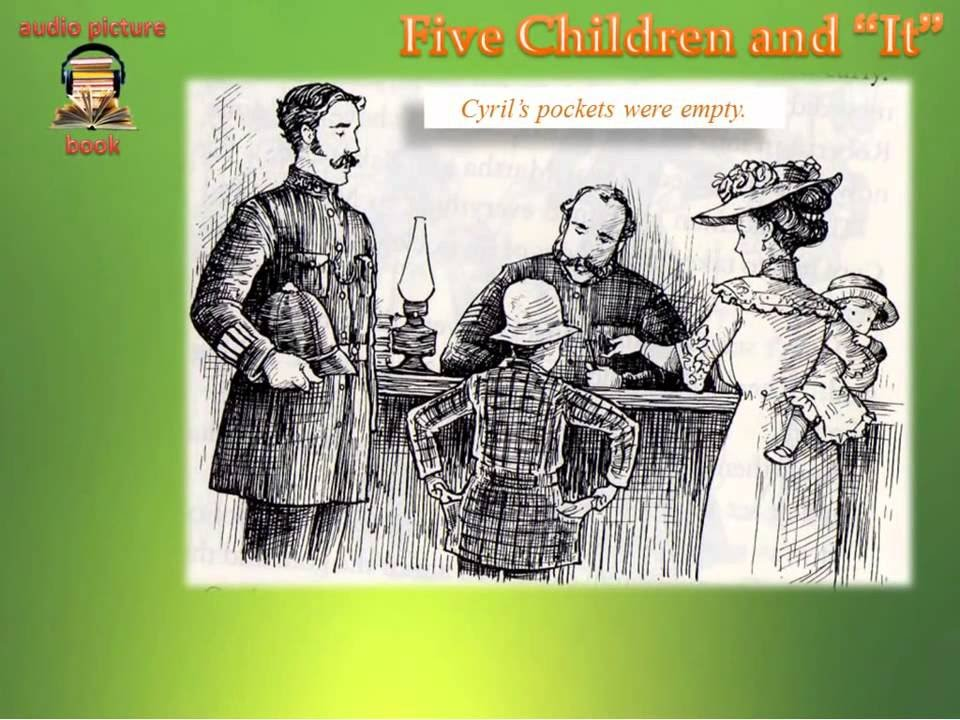 Learn English through story Five children and It level 2