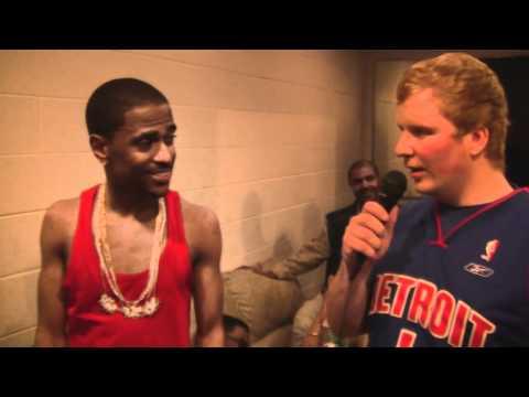 Damon Campbell Interviews Big Sean