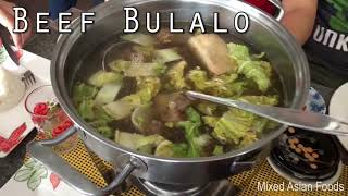 Bulalo, Tawilis, Crispy Pata and Unlimited Banana at Mahogany Market Tagaytay