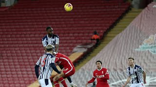 Liverpool v West Bromwich Albion highlights