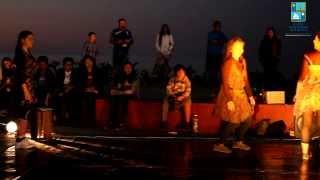 Danza teatro Balmaceda Joven Sábado 18 de Enero