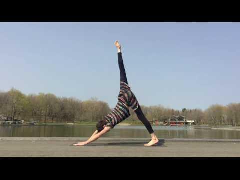 Innovative Yoga Routine for Men