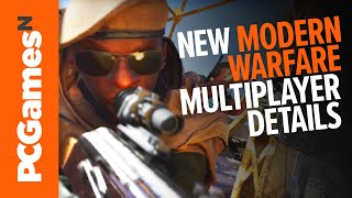 Call of Duty Modern Warfare | 9 NEW multiplayer details