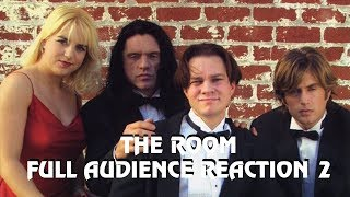 THE ROOM FULL AUDIENCE REACTION #2