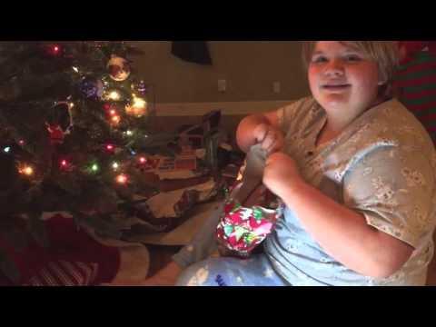 Christmas Morning 2015