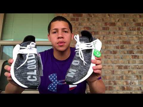 new arrival 5abc3 64213 Human Race Trail NMD (Unboxing) from StockX!! - YouTube