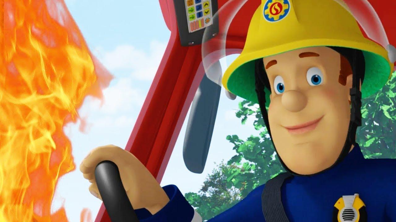 Sam le pompier francais sam sauve le jour pisode complet dessin anim youtube - Sam le pompier dessin anime en francais ...