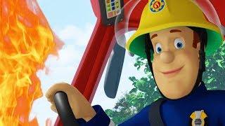 Sam le Pompier francais | Sam sauve le jour | Épisode Complet | Dessin animé