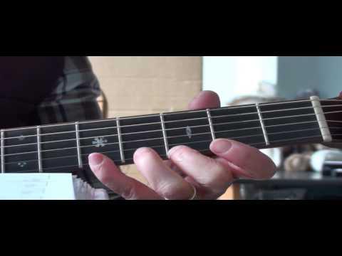 Guitar tutorial - Edelweiss