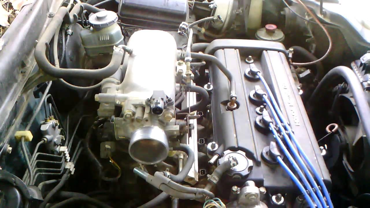 Honda fuel injectors
