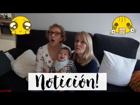 Anunciamos NOTICIÓN a nuestras madres ∞ Vlog Happy Ohana