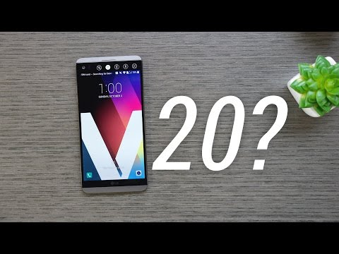 LG V20: Most Underrated Phone?!