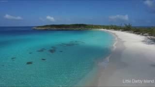 "Darby and Little Darby Island, Exuma Chain of Islands, Eastern Bahamas A.K.A  ""Billionaires Row"""
