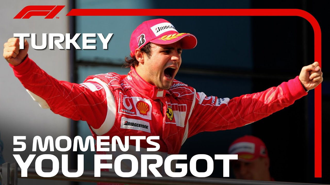 Download 5 Moments You Forgot | Turkish Grand Prix