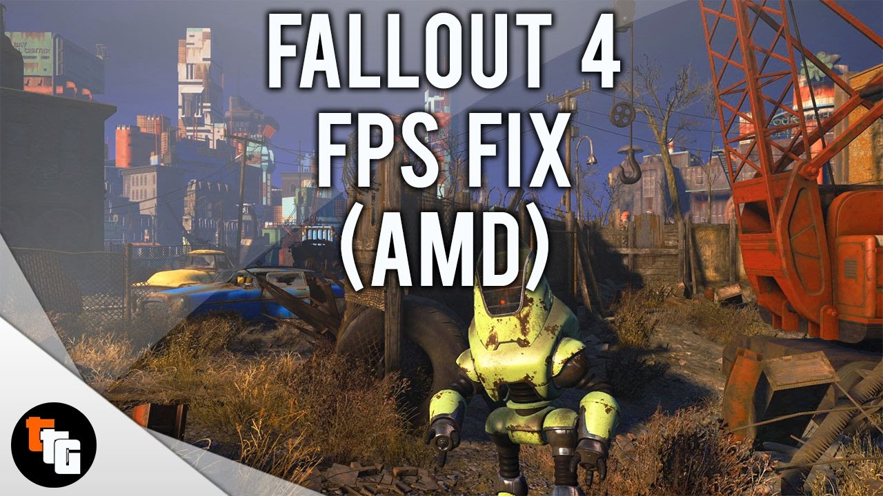 Fallout 4 Fps Fix