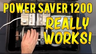How condenser usedasElectric Saving