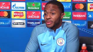 Sterling: I didn't think for one minute about joining Arsenal