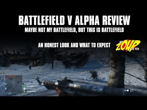 Battlefield V Review Alpha and an Honest Look at BF as a Whole thumbnail