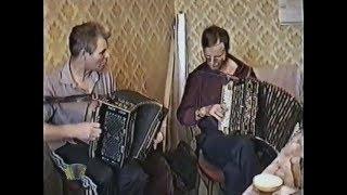 Гармонисты-виртуозы Василий Журавлёв и Николай Вавилов