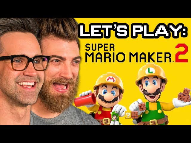 Let's Play: Super Mario Maker 2