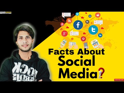 Facts About Social Media II Use Social Media Wisely (In Hindi)