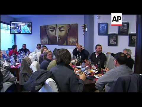 One Town Celebrates 1800 Top Prizes In 'El Gordo' Lottery