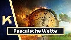 Probleme mit der Pascalschen Wette
