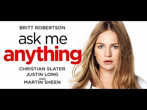 ask me anything 2014 with Molly Hagan, Andy Buckley, Britt Robertson movie