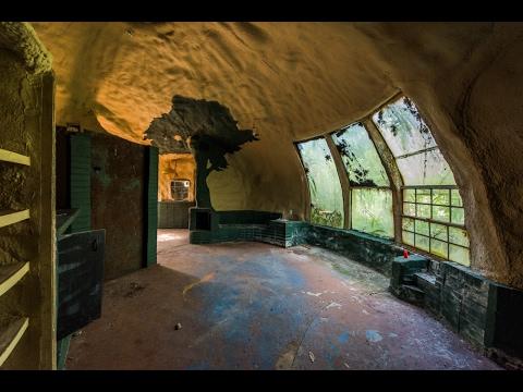 Abandoned Foam Dome Home Xanadu Home Prototype Youtube