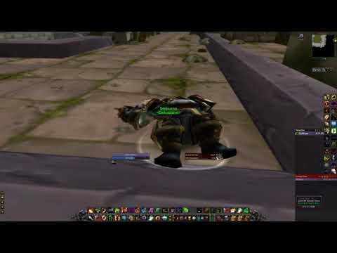 Classic WoW - Warlock DM North Solo Guide - Guard Mol'dar - No Hounds, NEW Quickest + Safest Strat