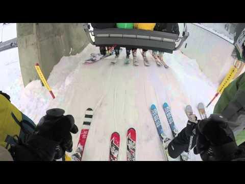 Jay Peak Ski Edit 2015