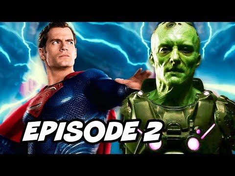 Krypton Episode 2 Superman - TOP 10 and Easter Eggs Explained