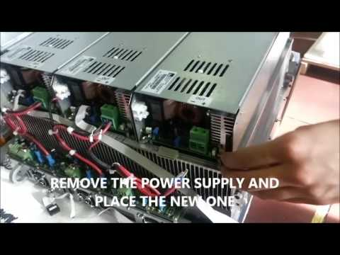TEM - Tutorial 1 - Power Supply Replacement