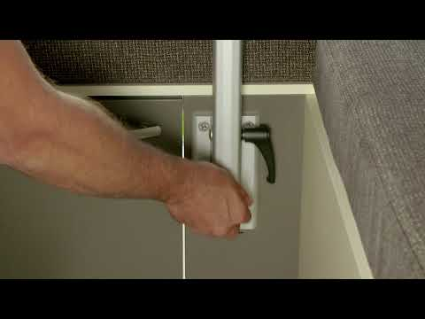 Horizon Motorhomes | How To Videos | Extendable Tables