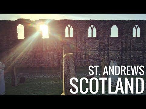 St. Andrews, Scotland: Walking Food Tour