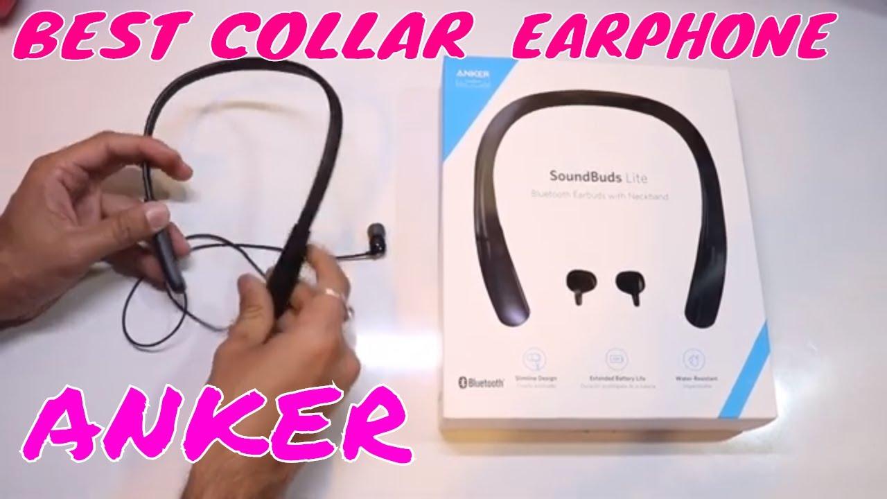 aa4fc0770dc ANKER SOUNDBUDS LITE EARPHONE REVIEW | SOUND DEMO | NECKBAND EARPHONE