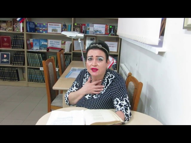 Изображение предпросмотра прочтения – МаринаПетрова читает произведение «Сонет № 102. Люблю, — но реже говорю об этом…» У.Шекспира