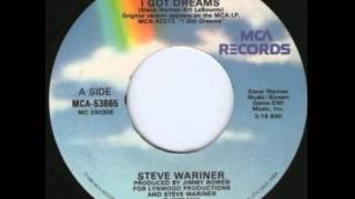 Watch Steve Wariner I Got Dreams video