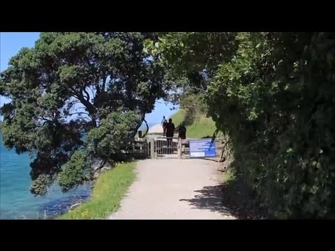 The Mount, Mount Maunganui, Bay of Plenty, New Zealand, Base Walk