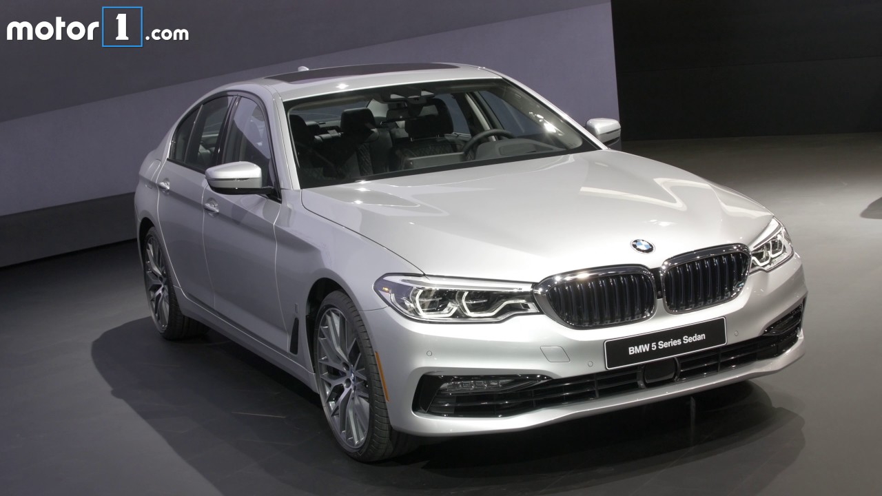 BMW Series At The Detroit Auto Show YouTube - Bmw car show 2018
