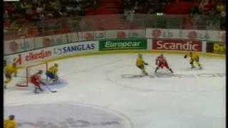 LG Hockey Games 2009 Russia vs Sweden 5/02/09