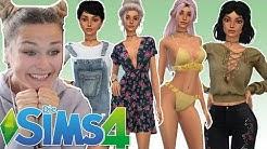 Die SCHÖNSTEN KOSTENLOSEN INHALTE für Die Sims 4 - CC Shopping + Haul #4 | simfinity