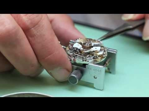 Thumbnail: Rolex Daytona Watchmaking Demonstration | Watchfinder & Co.