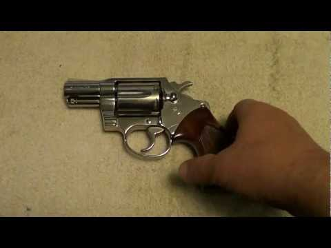 Colt Detective Special revolver 3rd issue nickel finish .38 Special