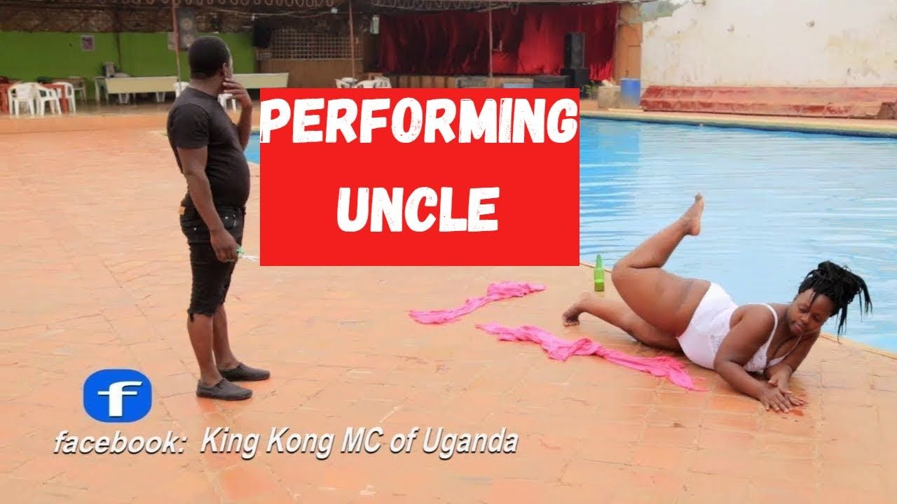 Download KING KONG MC OF UGANDA Performing  uncle by ID TWINS African Comedy 2017 HD