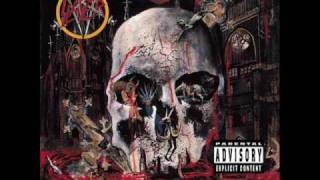 Slayer * South Of Heaven  - studio version - HQ