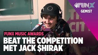 BEAT THE COMPETITION MET JACK $HIRAK #FMA18