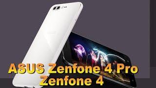 ASUS Zenfone 4 Pro  Zenfone 4 Обзор флагманов с мощным процессором отличной камерой