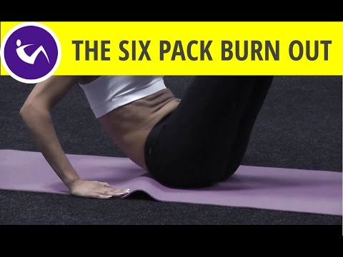 Intense home ab workout: six pack burn out