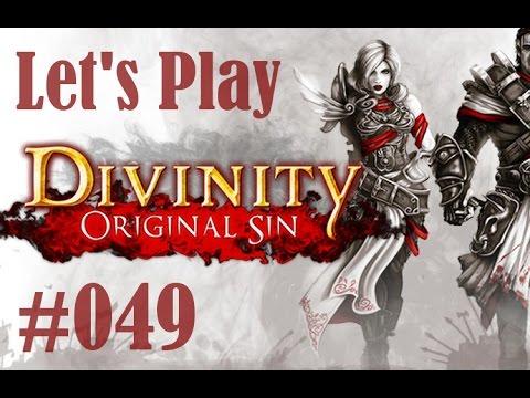 Divinity: Original Sin #049 - Neue Frisur - Let's Play Coop [Deutsch][1080p]